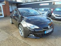 USED 2016 66 VAUXHALL ASTRA 1.4 GTC LIMITED EDITION S/S 3d 138 BHP