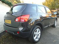 USED 2008 58 NISSAN QASHQAI 1.6 ACENTA 5d 113 BHP GUARANTEED TO BEAT ANY 'WE BUY ANY CAR' VALUATION ON YOUR PART EXCHANGE