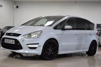 USED 2013 13 FORD S-MAX 2.0 TITANIUM X SPORT TDCI 5d 161 BHP Full Service History With 6 Stamps