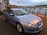 USED 2009 59 JAGUAR XF 3.0 V6 S LUXURY 4d 275 BHP SUPERB CONDITION LOW MILEAGE EXAMPLE!