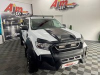USED 2017 66 FORD RANGER 3.2 LIMITED 4X4 DCB TDCI 4d 197 BHP