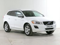 2012 VOLVO XC60 2.0 D4 R-DESIGN LUX NAV 5d 161 BHP [£1,030 OPTIONS] £9386.00