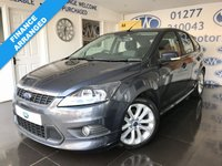 USED 2011 11 FORD FOCUS 1.6 ZETEC S TDCI 5d 109 BHP