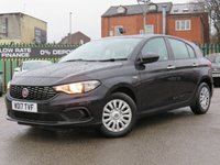 USED 2017 17 FIAT TIPO 1.4 EASY 5d 94 BHP