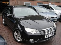 USED 2007 57 SUBARU OUTBACK 2.5 SE AWD 5d 165 BHP LPG CONVERTED ANY PART EXCHANGE WELCOME, COUNTRY WIDE DELIVERY ARRANGED, HUGE SPEC