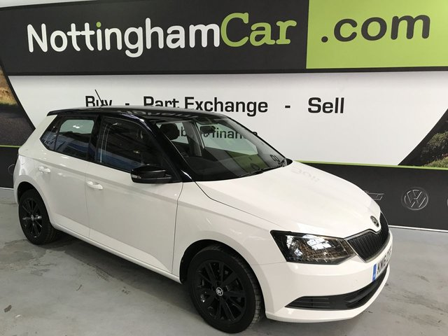 USED 2016 16 SKODA FABIA 1.2 COLOUR EDITION TSI 5d 89 BHP
