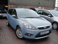 USED 2009 58 FORD FOCUS 1.8 TITANIUM TDCI 5d 115 BHP ANY PART EXCHANGE WELCOME, COUNTRY WIDE DELIVERY ARRANGED, HUGE SPEC