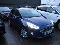 USED 2017 67 FORD FIESTA 1.0 TITANIUM 5d 99 BHP ANY PART EXCHANGE WELCOME, COUNTRY WIDE DELIVERY ARRANGED, HUGE SPEC