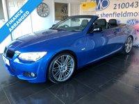 USED 2014 14 BMW 3 SERIES 2.0 320D M SPORT 2d 181 BHP