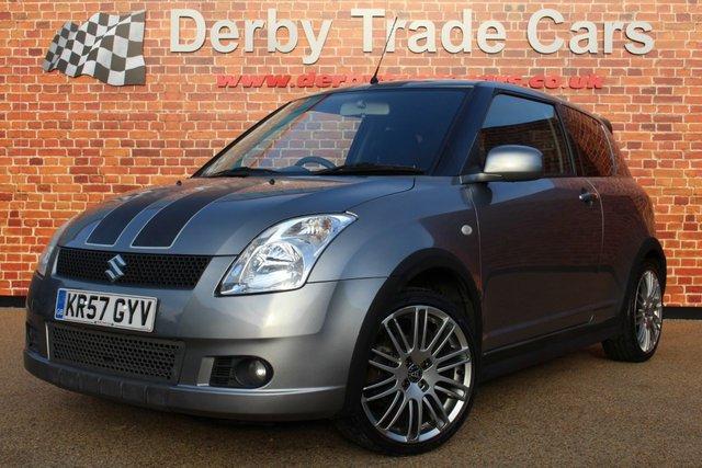SUZUKI SWIFT at Derby Trade Cars