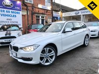 2013 BMW 3 SERIES 2.0 320D XDRIVE LUXURY TOURING 5d 181 BHP SOLD