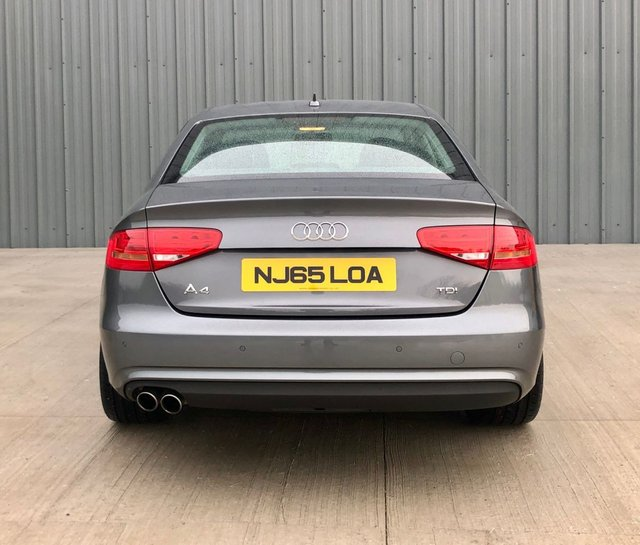 2015 Audi A4 TDI SE Technik £12,350