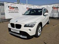2010 BMW X1 2.0 18d SE sDrive 5dr £5490.00
