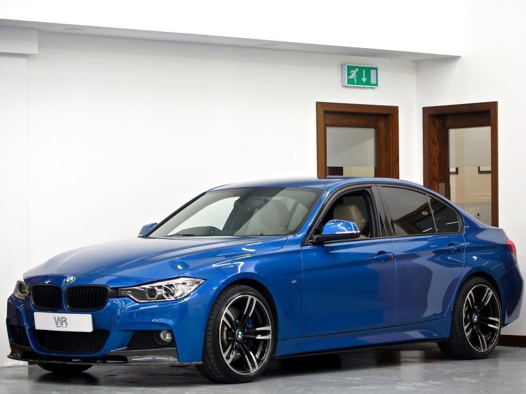 USED 2014 64 BMW 3 SERIES 2.0 325d M Sport (s/s) 4dr M PERFORMANCE KIT +PRO NAV+ HK