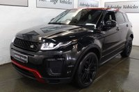 USED 2016 66 LAND ROVER RANGE ROVER EVOQUE 2.0 TD4 Ember Special Edition Auto 4WD (s/s) 5dr PAN ROOF! 1 OWNER! EURO 6!