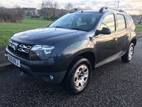 2016 DACIA DUSTER 1.6 Ambiance (s/s) 5dr £5995.00