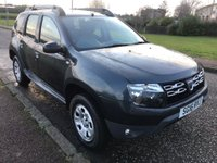 USED 2016 16 DACIA DUSTER 1.6 Ambiance (s/s) 5dr 1 Owner ! Low Miles ! F/S/H !