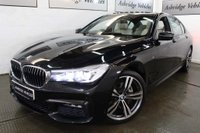 USED 2016 66 BMW 7 SERIES 3.0 740Ld M Sport Auto xDrive (s/s) 4dr 1 OWNER! EURO SIX! VAT Q!