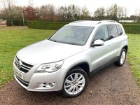USED 2008 08 VOLKSWAGEN TIGUAN 2.0 SPORT TDI 5d 138 BHP, FSH, Cambelt Replaced, Very Tidy Example  Full VW + Specialist Service History, MOT 11/20, Recent Cambelt Change, Bluetooth Handsfree And Media Streaming, Recently Serviced, X2 Keys, Full Heated Leather Upholstery,  Fully Electric Adjustable Seats Inc Electric Lumbar Support, Unmarked 18 In Alloys, Auto Lights On, Auto Wipers, Dimming Mirror, X4 Electric Windows, Electric Mirrors, Recent New Tyres, Climate Aircon, Full Carpet Mat Set, Very Very Clean And Tidy Example Inside And Out You Will Not Be Dissapointed!