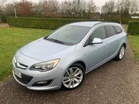 USED 2014 64 VAUXHALL ASTRA 2.0 SRI CDTI 5d 163 BHP, FSH Sat Nav, MINT Example, Rare Colour Full Vauxhall And Specialist Service History, MOT 12/20, Recently Serviced, Sat Nav, Bluetooth Handsfree And Media Streaming, X2 Keys, DAB/Cd/Aux In Stereo, Unmarked Alloys, Front And Rear Parking Sensors, Cruise Control, Electric Windows, Recent New Tyres, Very Very Clean + Straight And Tidy Example, Auto Lights On, Auto Wipers, Dimming Mirror, Full SRI Spec, Rare Colour, Drives And Looks Absolutely Spot On, You Will Not Be Dissapointed!