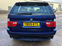 USED 2005 S BMW X5 4.8 IS 5d 356 BHP