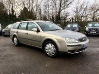 2003 FORD MONDEO 1.8 LX 16V 5d  WITH LONG MOT AND HISTORY £1250.00