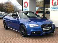 USED 2016 66 AUDI A5 2.0 TDI S LINE SPECIAL EDITION PLUS 2d 187 BHP 1 OWNER | SAT NAV | LEATHER |