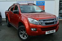 USED 2016 16 ISUZU D-MAX TD BLADE 5 Seat Lifestyle Double Cab Pickup PREVIOUSLY LOCALLY OWNED