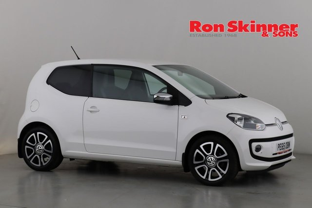 View our 2015 65 VOLKSWAGEN UP 1.0 HIGH UP 3d 74 BHP