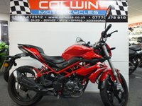 USED 2019 68 BENELLI BN 125cc ONLY 5,000 MILES WITH FSH!!!