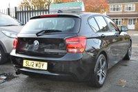 USED 2012 12 BMW 1 SERIES 1.6 116I SPORT 5d 135 BHP
