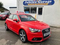 USED 2013 13 AUDI A1 1.4 SPORTBACK TFSI SPORT 5d 122 BHP 49704 Miles, Automatic, 12 Months MOT & Service inc!