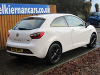 USED 2012 12 SEAT IBIZA 1.2 TSI FR 3d 104 BHP VERY,VERY CLEAN CAR
