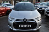 USED 2011 61 CITROEN DS4 1.6 HDI DSTYLE 5d 110 BHP