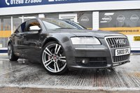 USED 2006 S AUDI S8 5.2 S8 FSI QUATTRO V10 4d 450 BHP COMES WITH 6 MONTHS WARRANTY