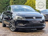 USED 2015 15 VOLKSWAGEN POLO 1.4 SE TDI BLUEMOTION 5d 74 BHP