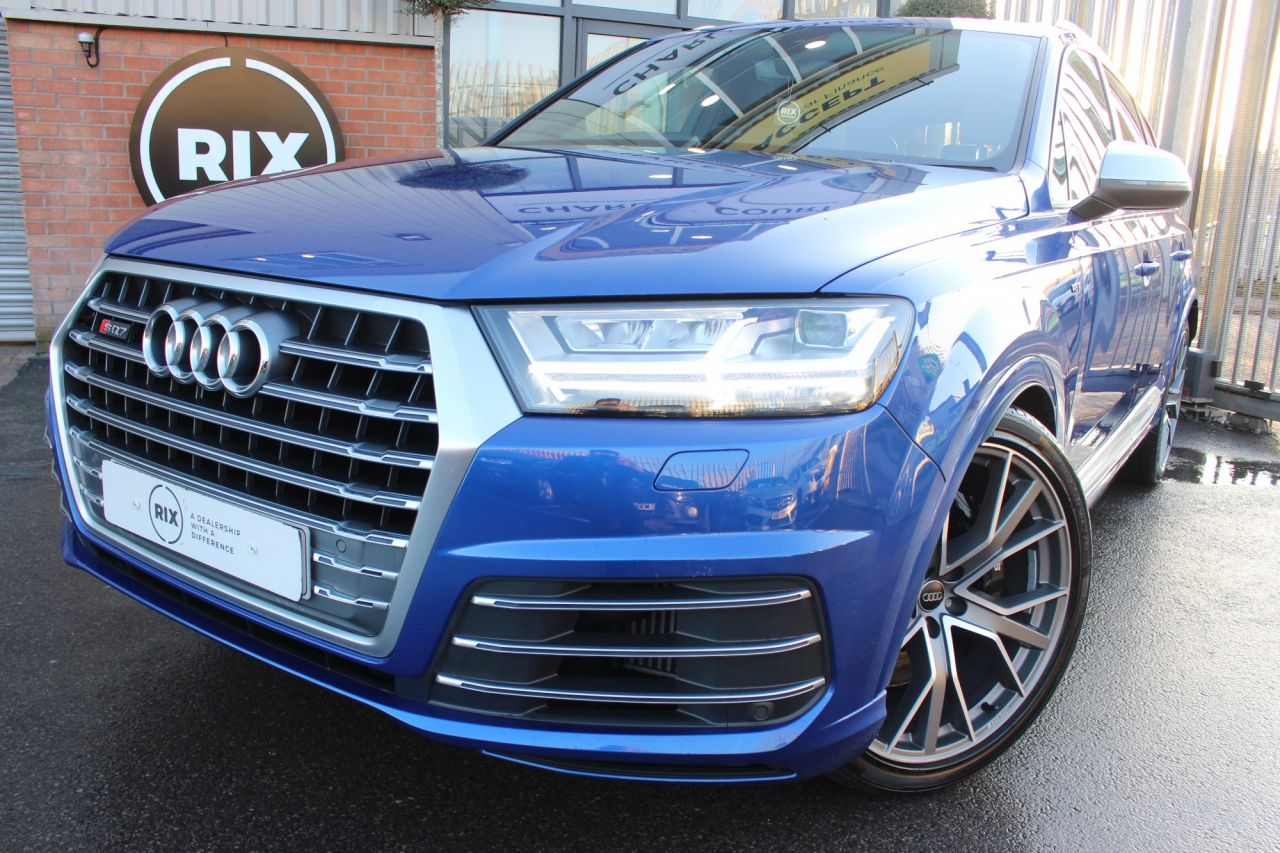 Used AUDI SQ7for sale
