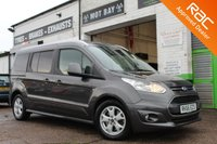 USED 2016 66 FORD GRAND TOURNEO CONNECT 1.5 TITANIUM TDCI 5d 118 BHP VIEW AND RESERVE ONLINE OR CALL 01527-853940 FOR MORE INFO.