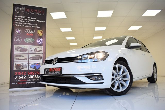 2017 17 VOLKSWAGEN GOLF 1.6 GT TDI BLUEMOTION TECHNOLOGY 5 DOOR