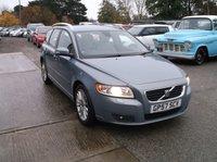 2008 VOLVO V50 2.4 SE LUX 5d 170 BHP £3995.00