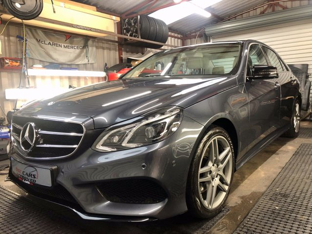 2015 65 MERCEDES-BENZ E-CLASS 2.1 E250 CDI AMG NIGHT EDITION PREMIUM PLUS 4d 201 BHP