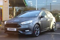 USED 2017 67 FORD FOCUS 1.0 ST-LINE X 5d 139 BHP