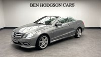 2010 MERCEDES-BENZ E CLASS 3.0 E350 CDI BLUEEFFICIENCY SPORT 2d 231 BHP £10995.00
