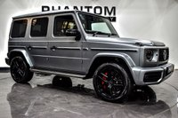 USED 2019 69 MERCEDES-BENZ G-CLASS 4.0 G63 V8 BiTurbo SpdS+9GT 4WD (s/s) 5dr