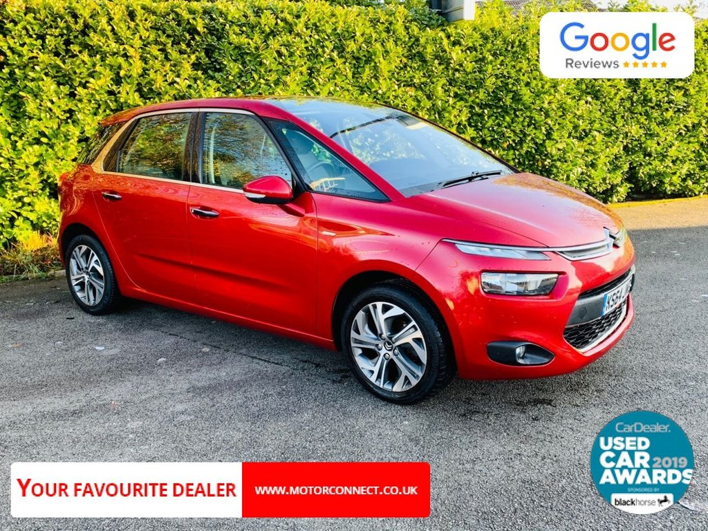 USED 2015 64 CITROEN C4 PICASSO 1.6L E-HDI EXCLUSIVE 5d 113 BHP