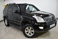 USED 2003 S TOYOTA LAND CRUISER 3.0 LC3 8-SEATS D-4D 5d 161 BHP