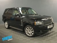 USED 2011 LAND ROVER RANGE ROVER 4.4 TDV8 VOGUE SE 5d 313 BHP * 0% Deposit Finance Available
