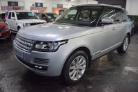 USED 2013 63 LAND ROVER RANGE ROVER 4.4 SDV8 VOGUE SE 5d 339 BHP STUNNING CONDITION - 7 LANDROVER MAIN AGENT STAMPS TO 77K - 4.4 SDV8 VOGUE SE - IVORY LEATHER - NAV - DUAL VIEW - MERIDIAN SPEAKERS - PRIVACY GLASS - HEATED / COOLED SEATS