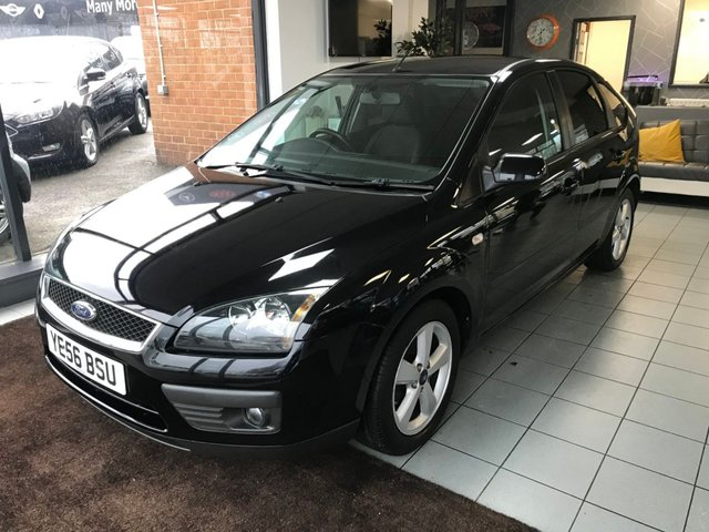 USED 2006 56 FORD FOCUS 1.6 ZETEC CLIMATE 5d 100 BHP **NEW CLUTCH**FULL SERVICE HISTORY**