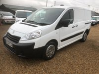 USED 2016 16 PEUGEOT EXPERT 1.6 HDI 1000 L1H1 PROFESSIONAL  90 BHP AIR CONDITIONING * 59000 MILES * FULL SERVICE HISTORY * ONE OWNER